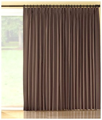 fotos fabric curtains glass sliding door wall led tv and