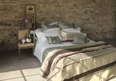 Frette's Spring/Summer 2010 Bedding Collections