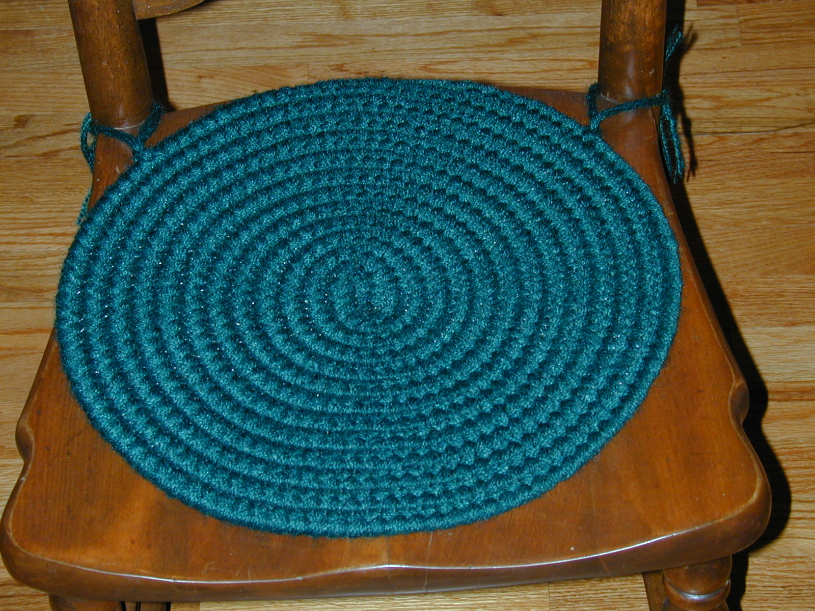 Rug chair pads braided rug chair pads