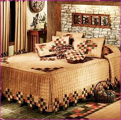 Cotton Bedspread