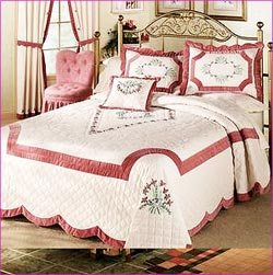 Designer Cotton BedSpread and Bedding