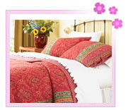 Cotton Quilted Bed Covers