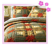 Designer Quilt Bed Covers