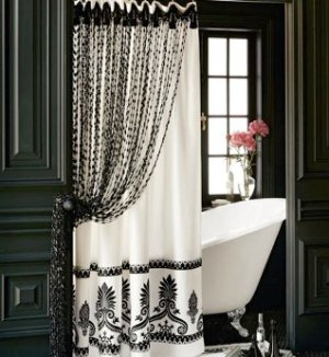 Designer-Shower-Curtain
