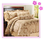 Jacquard Polyester Bed Cover