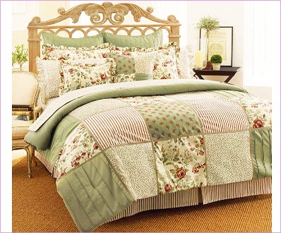 Laura Ashley Glenmoore bedding : Bedding Trends in 2010