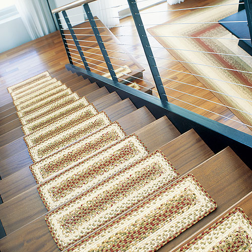 Exceptionnel Stair Tread Rugs