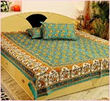 Traditional Printed Bed Covers
