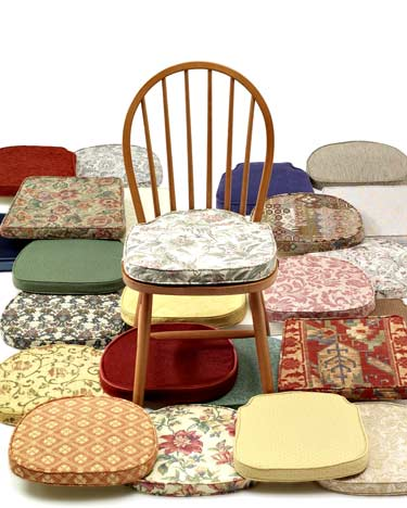 dining chair seat cushions Dining Room Seat Cushions And Chair Pads dining chair seat cushions